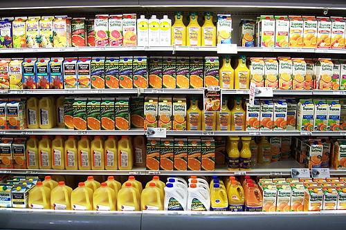 Zumos de frutas Industriales - El Blog de la Obesidad