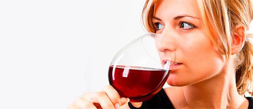 depressão do vinho