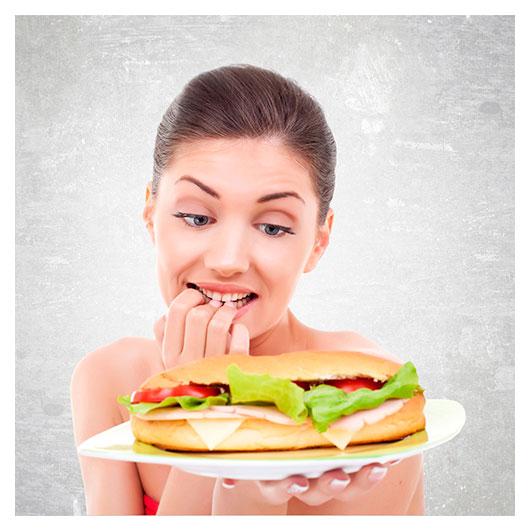 dieta para quitar la ansiedad