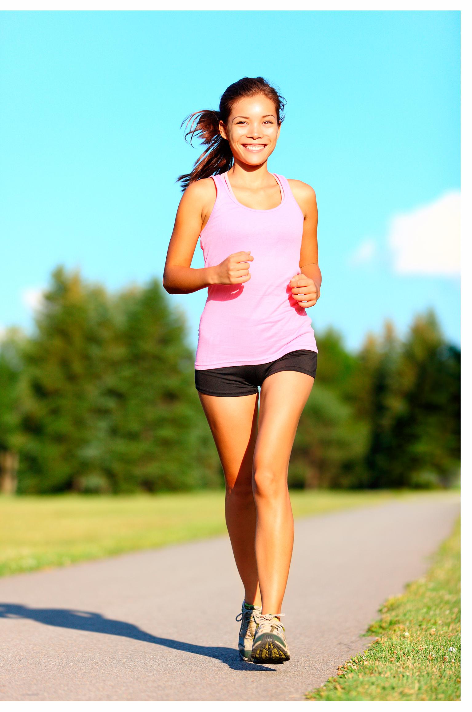 caminar rapido adelgaza las piernas