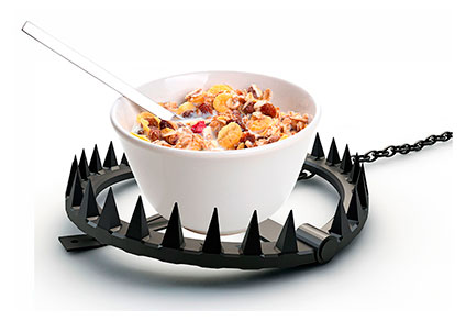 La trampa de algunos alimentos light - Alimentos que engordan por la noche ...