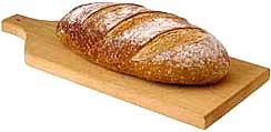 pão de baixa caloria