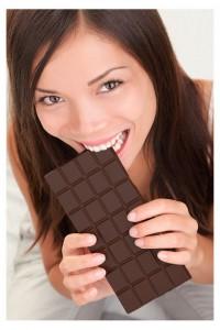Beba chocolate escuro, mesmo se você estiver de dieta 3