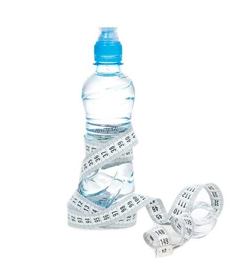 Como perder peso bebendo água?  - O Blog da Obesidade 2