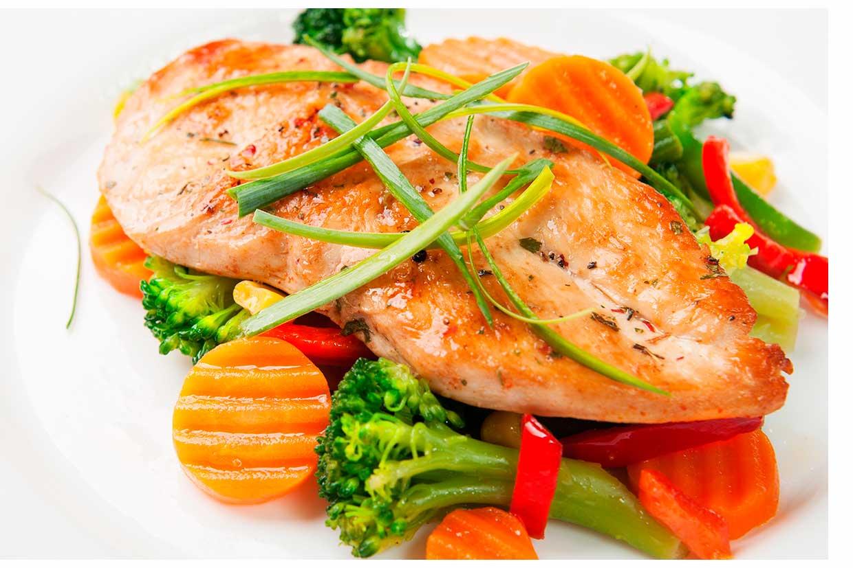 Qu es la paleodieta - Alimentos de una dieta blanda ...