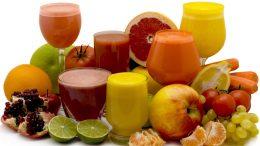 zumo fruta