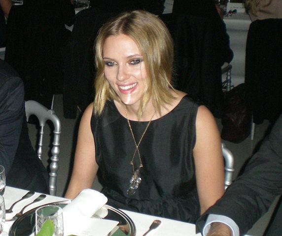 ¿Cómo se mantiene delgada Scarlett Johannson?