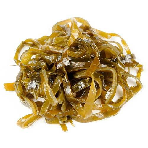 algas marinhas para perda de peso