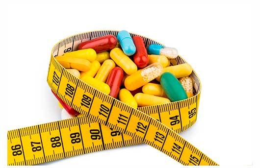 Suplementos alimenticios para bajar de peso y marcari