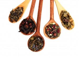 variedades de chá