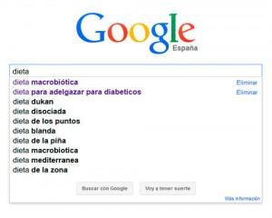 dieta-busquedas-300x240 ¿Cuáles son las dietas mas buscadas en Google?