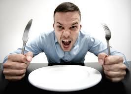 quitar el hambre