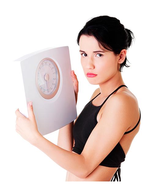 erros que evitam que você perca peso