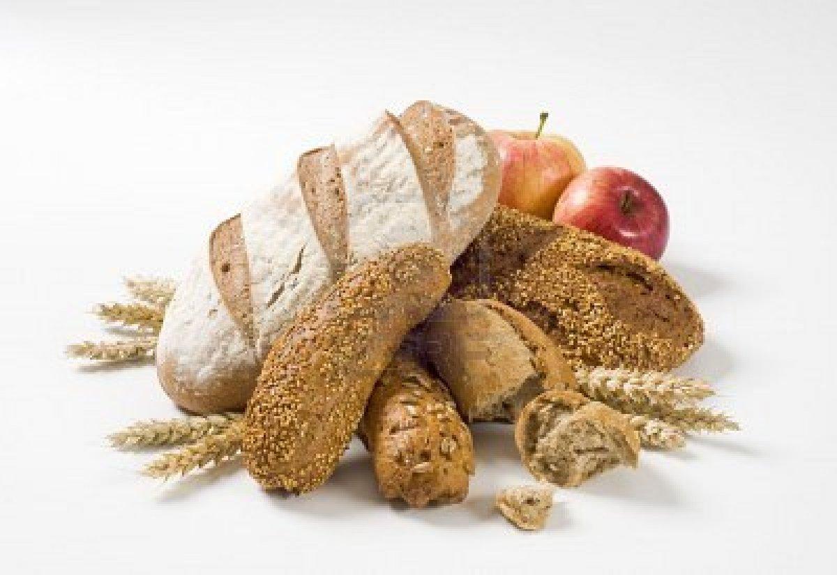 Pan ayuda a adelgazar