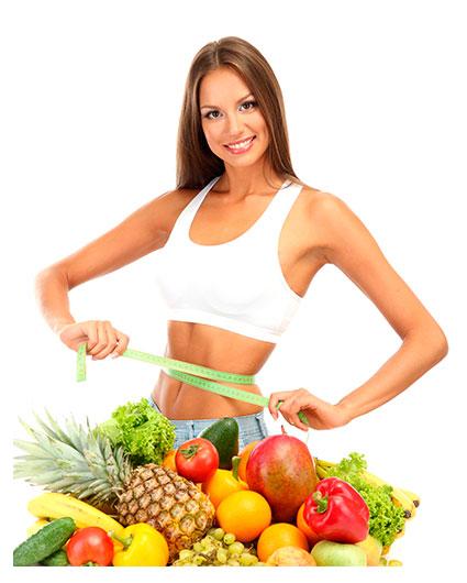 Frutas ayudan a bajar de peso