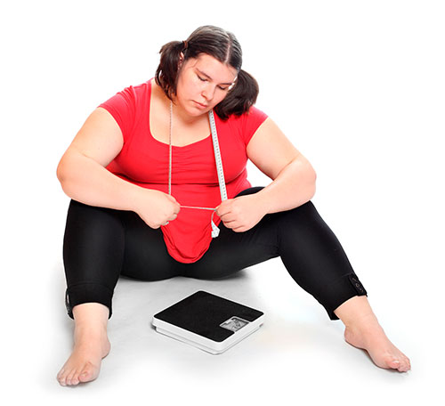 engordar haciendo dieta