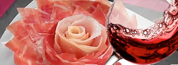 dieta-vino-y-jamon La dieta del vino y el jamón - Primer día