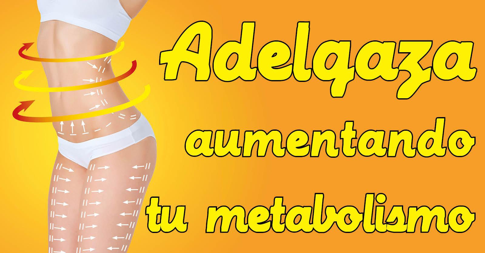 Banner para Articulo Blog y Facebook aumentando metabolismo