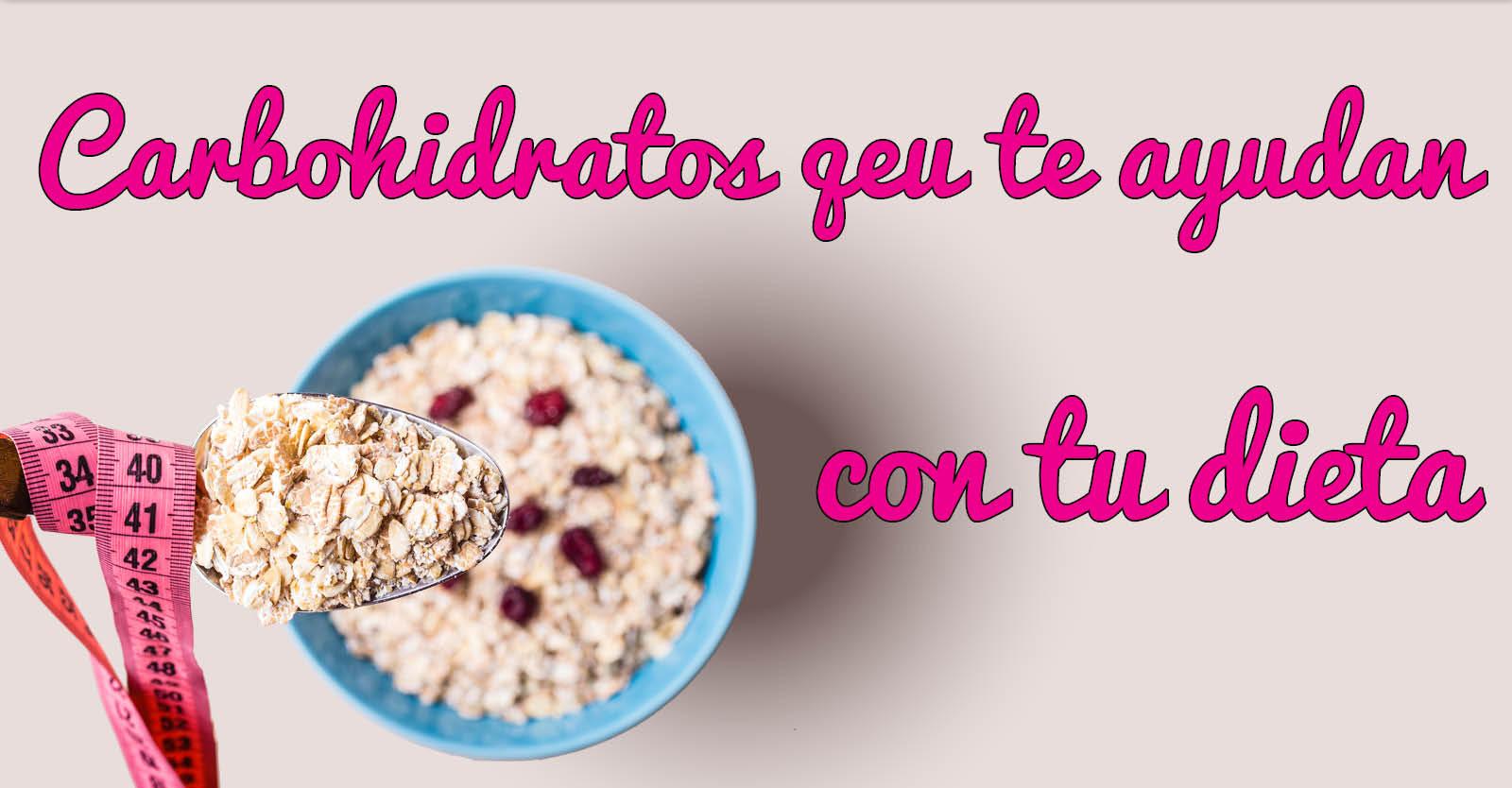 Banner para Articulo Blog y Facebook carbohidratos