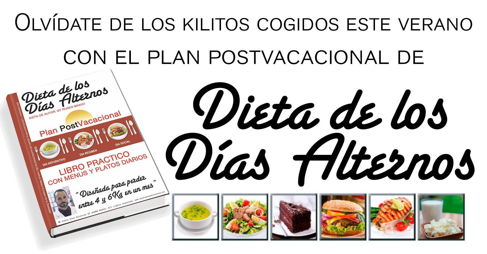 Banner para Articulo Blog y Facebook postvacacional dias alternos