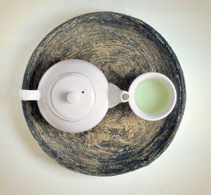 38779027 - green tea concept