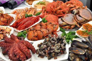 Frutos do mar, aliados no Natal - The Obesity Blog 1
