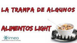 Banner para Articulo alimentos light