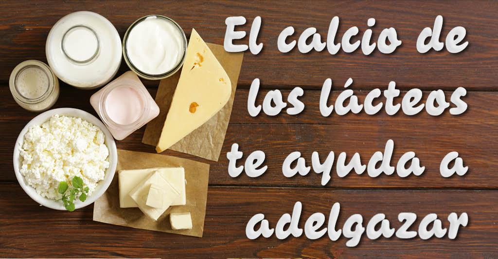 Dairy Calcium ajuda a perder peso 5