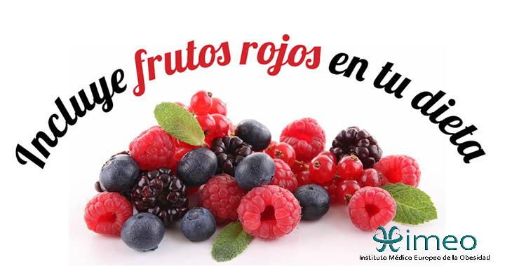 Banner frutos rojos