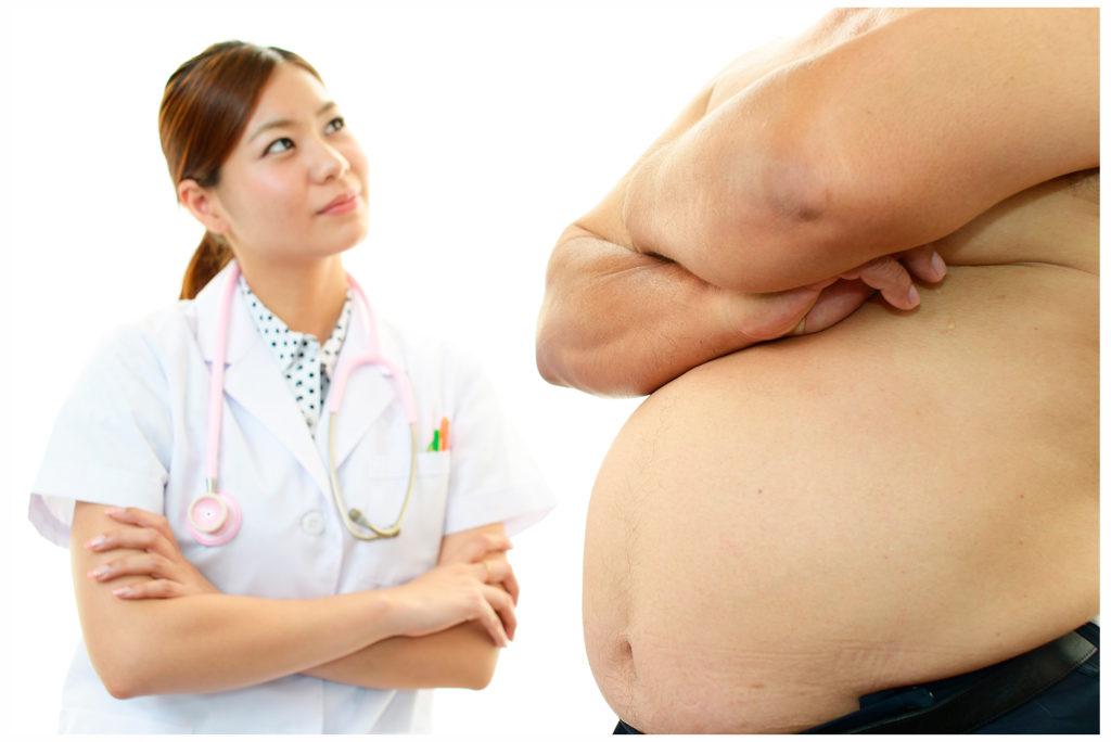 Excesso de peso é um fator agravante contra o coronavírus 1